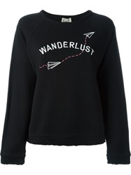 Sea 'Wanderlust' Sweater Black