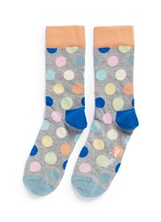 Happy Socks Big Polka Dot Multi Colour