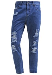Your Turn Relaxed Fit Jeans Blue