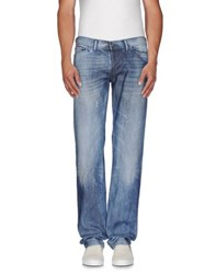 Dandg Denim Denim Trousers Men