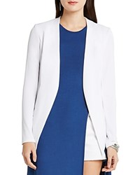 Bcbgeneration Open Front Blazer Optic White