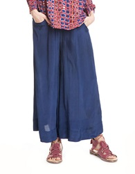 Plenty By Tracy Reese Culotte Pants Indigo