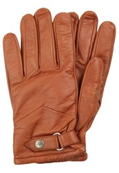 Royal Republiq Nano Classic Gloves Tan Cognac