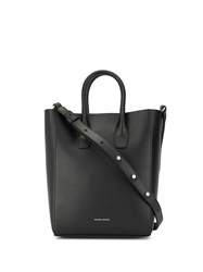 Mansur Gavriel Small Tote Bag Black
