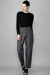 Opening Ceremony Graham Suiting Draped Pant Grey