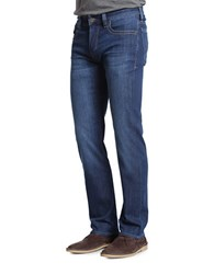Heritage Charisma Comfort Rise Faded Jeans Dark Blue