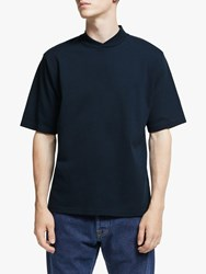 Barbour Houghton T Shirt Navy
