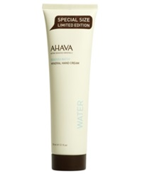 Ahava Mineral Hand Cream 5.1 Oz Limited Edition Size