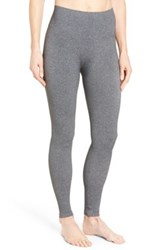 Spanx Look At Me Now Seamless Legging Gray