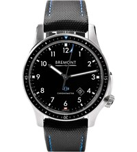 Bremont 1 Bk Ss Boeing Stainless Steel Automatic Watch