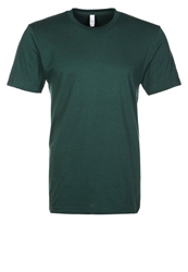 American Apparel Basic Tshirt Forest Dark Green