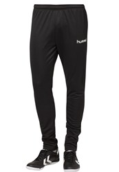Hummel Roots Tracksuit Bottoms Schwarz Black