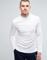 Casual Friday Long Sleeve T Shirt Bright White