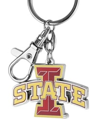 Aminco Iowa State Cyclones Heavyweight Keychain Team Color