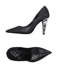 Rodo Footwear Courts Women Black