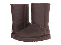 Ugg Classic Short Leather Brownstone 2 Women's Cold Weather Boots
