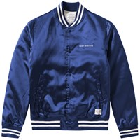 Neighborhood C.W.P. Baseball Jacket Blue