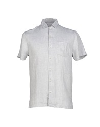 C.P. Company Shirts Grey