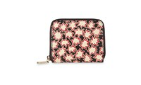 Whistles Star Small Wallet Red Multi