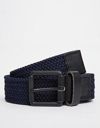 Selected Homme Jack Belt Blue