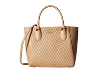 Calvin Klein Pebble Shopper Nude Tote Handbags Beige