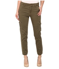 Kut From The Kloth Cargo Ankle Olive Women's Casual Pants