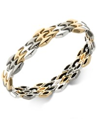Nine West Tri Tone Stretch Bracelet Multi