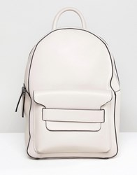 Melie Bianco Vegan Backpack Stone