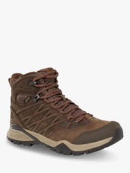 The North Face Hedgehog Hike Ii Mid Gore Tex 'S Hiking Boots Bipartisan Brown Pamplona Purple