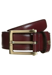 Aigner Belt Antic Red