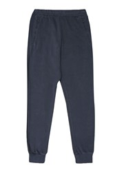 French Connection Men's Winter Pique Sweat Joggers Blue