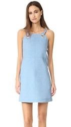 Rag And Bone Suffolk Dress Pale Blue