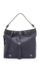 Milly Astor Hobo Bag Black