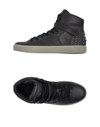 Ash High Tops And Trainers Dark Brown