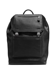 Coach Manhattan Backpack Black