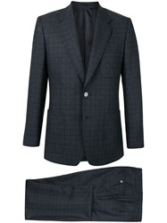Gieves And Hawkes Check Pattern Suit 60
