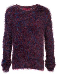 Sies Marjan Roman Jumper Purple