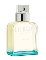 Calvin Klein Eternity For Men Summer 3.4 Oz Eau De Toilette Spray No Color
