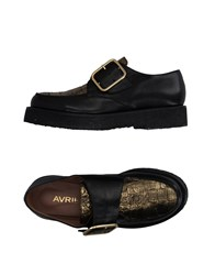 Avril Gau Loafers Gold