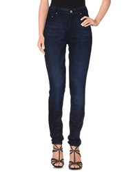 Mother Denim Denim Trousers Women Blue