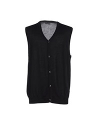 Lab. Pal Zileri Cardigans Black