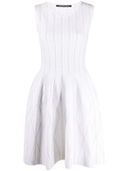 Antonino Valenti Flared Sleeveless Dress 60