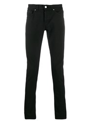 Dondup Slim Fit Trousers Black