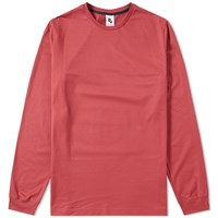 Nikelab Essentials Long Sleeve Top Red