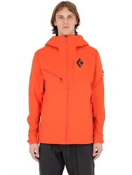Black Diamond Recon Stretch Windstopper Ski Shell