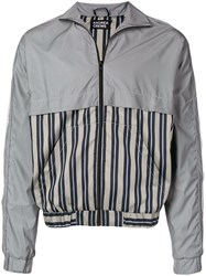 Andrea Crews Pinto Jacket Grey