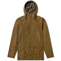 Barbour Hooded Bedale Jacket Japan Collection Green