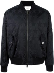Ports 1961 Star Bomber Jacket Black