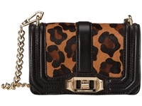 Rebecca Minkoff Mini Love Crossbody Leopard Cross Body Handbags Animal Print