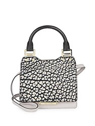 Jimmy Choo Amie Embossed Leather Handbag Light Beige